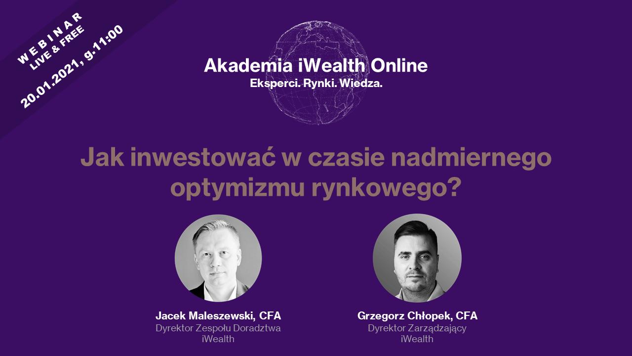 Jacek Maleszewski, CFA
